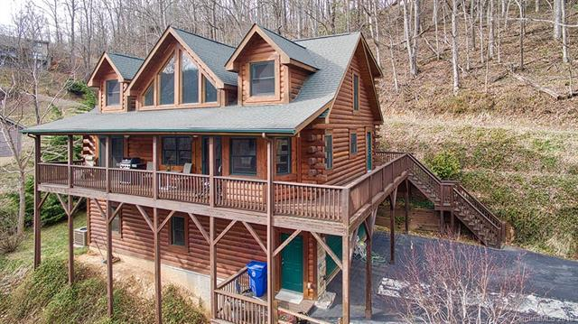 149 Nicholas Lane, Maggie Valley, NC 28751 (#3474191) :: Keller Williams Professionals