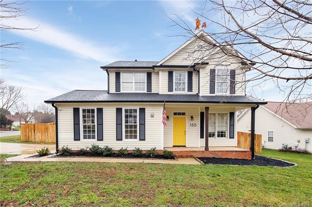 150 Citation Drive, Mooresville, NC 28117 (#3474261) :: IDEAL Realty