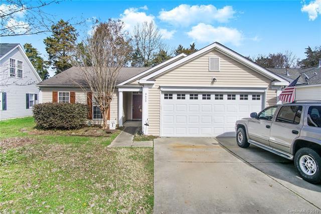 922 Morning Glory Drive, Charlotte, NC 28262 (#3474293) :: High Performance Real Estate Advisors