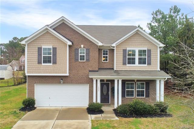 1006 Bassett Way, Indian Land, SC 29707 (#3474611) :: Zanthia Hastings Team
