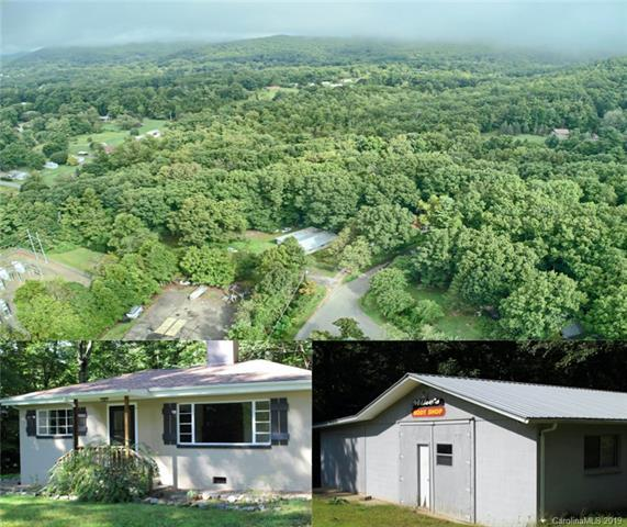 201 & 207 Old Toll Road, Black Mountain, NC 28711 (#3476083) :: Exit Mountain Realty