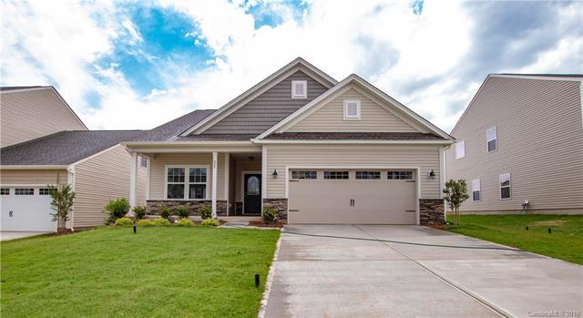 229 Fesperman Circle #96, Troutman, NC 28166 (#3476317) :: Carlyle Properties