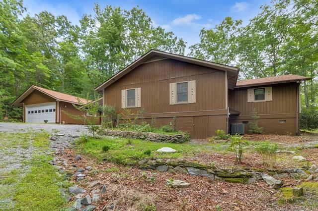 1268 Sequoyah Woods Drive, Brevard, NC 28712 (#3476541) :: High Performance Real Estate Advisors