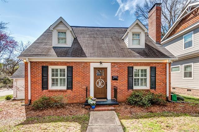 2534 Bay Street, Charlotte, NC 28205 (#3476670) :: The Ann Rudd Group