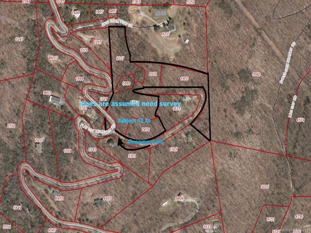 0 Flat Top Mountain Road, Fairview, NC 28732 (#3476922) :: Team Honeycutt