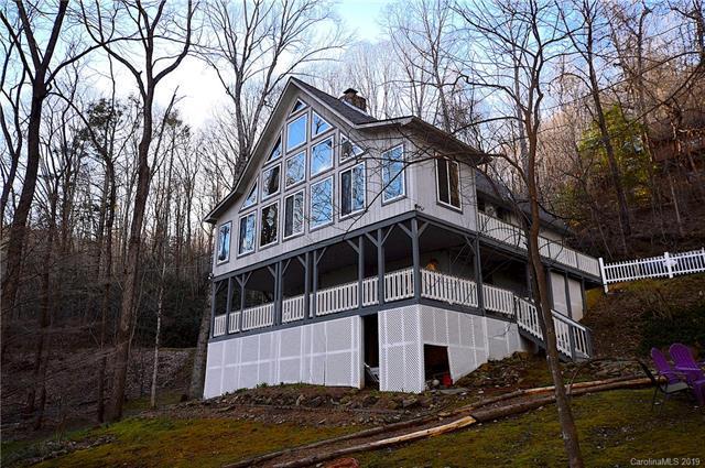 232 Friar Tuck Lane, Maggie Valley, NC 28751 (#3477535) :: LePage Johnson Realty Group, LLC