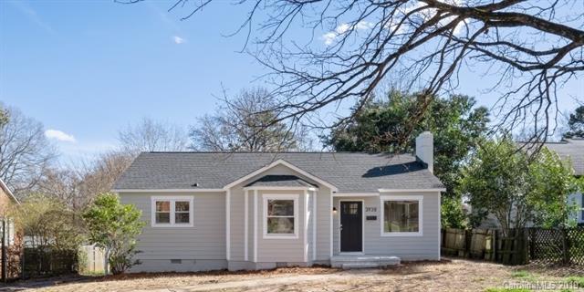 3938 Mcmillan Street #2, Charlotte, NC 28205 (#3477779) :: LePage Johnson Realty Group, LLC