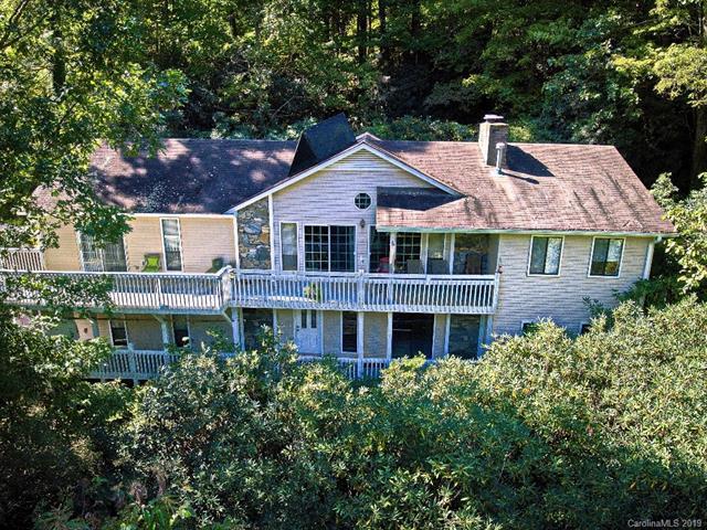 150 Rork Drive, Laurel Park, NC 28739 (#3477797) :: Puffer Properties