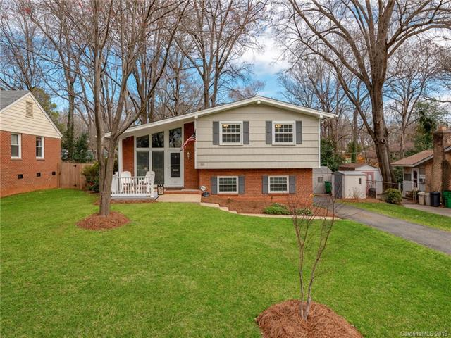 315 Cooper Drive, Charlotte, NC 28210 (#3478585) :: The Ramsey Group