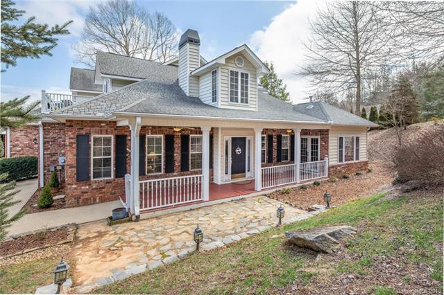 609 Carriage Commons Drive, Hendersonville, NC 28791 (#3478984) :: LePage Johnson Realty Group, LLC