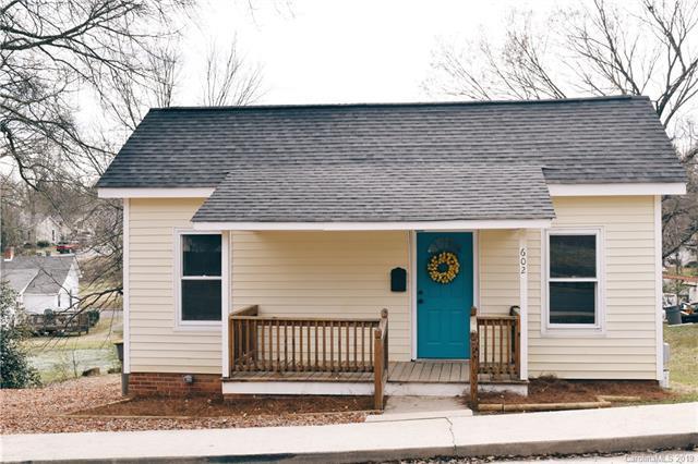 602 Carver Street, Kannapolis, NC 28083 (#3479501) :: Team Honeycutt