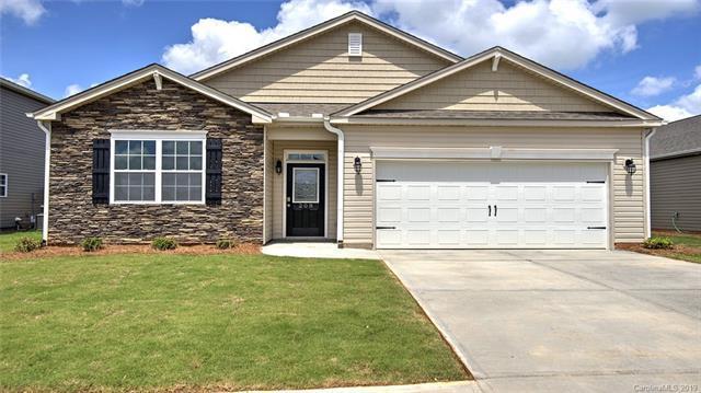 1218 Kent Downs Avenue SW Lot 45, Concord, NC 28027 (#3479983) :: MartinGroup Properties