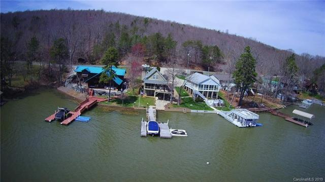 716 Shoreline Road 169 & Pt. Of 17, Badin Lake, NC 28127 (#3480806) :: Carlyle Properties