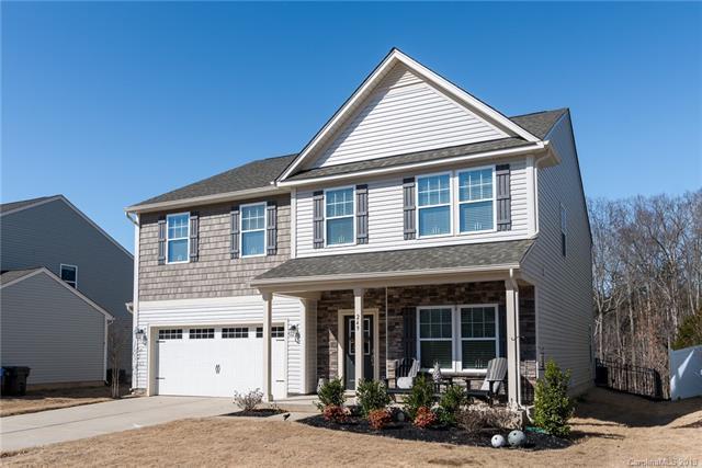 249 Fesperman Circle, Troutman, NC 28166 (#3480891) :: Francis Real Estate