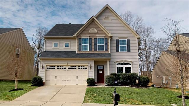 4134 Oconnell Street, Indian Trail, NC 28079 (#3481307) :: LePage Johnson Realty Group, LLC