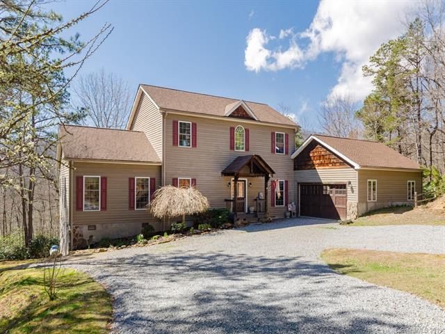 299 Lookout Drive, Pisgah Forest, NC 28768 (#3481678) :: Keller Williams Professionals