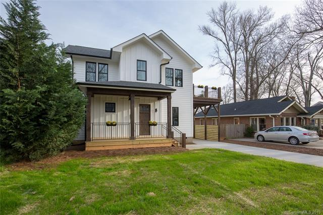 3320 Ritch Avenue, Charlotte, NC 28206 (#3482009) :: Exit Mountain Realty