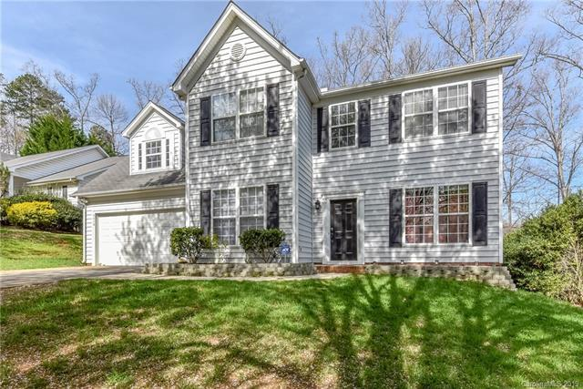 4418 Lenox Hill Place, Charlotte, NC 28269 (#3482193) :: LePage Johnson Realty Group, LLC