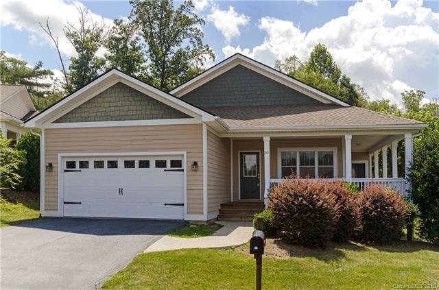 32 White Fox Drive, Fletcher, NC 28732 (#3482660) :: Keller Williams Professionals