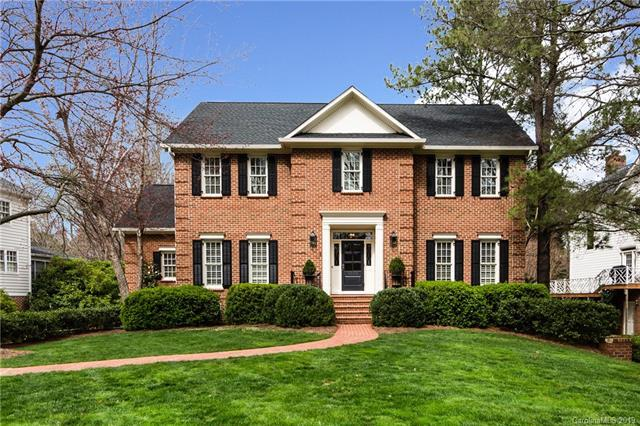1536 Myers Park Drive, Charlotte, NC 28207 (#3483080) :: The Ann Rudd Group