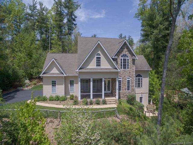 221 Kanuga Forest Drive, Hendersonville, NC 28739 (#3483316) :: The Elite Group
