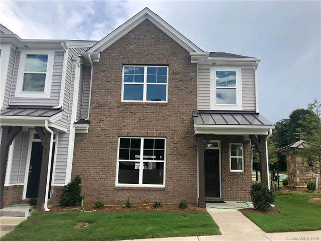 106 Synandra Drive A, Mooresville, NC 28117 (#3483380) :: LePage Johnson Realty Group, LLC