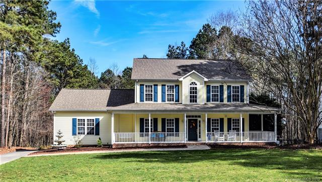 3800 Granite Street, Terrell, NC 28682 (#3484642) :: Cloninger Properties