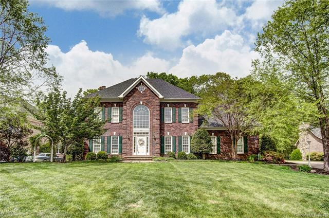 7409 Olde Sycamore Drive, Mint Hill, NC 28227 (#3484790) :: Rinehart Realty