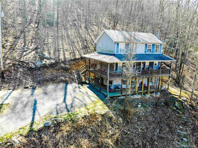 842 Grouse Road, Clyde, NC 28721 (#3484962) :: Roby Realty
