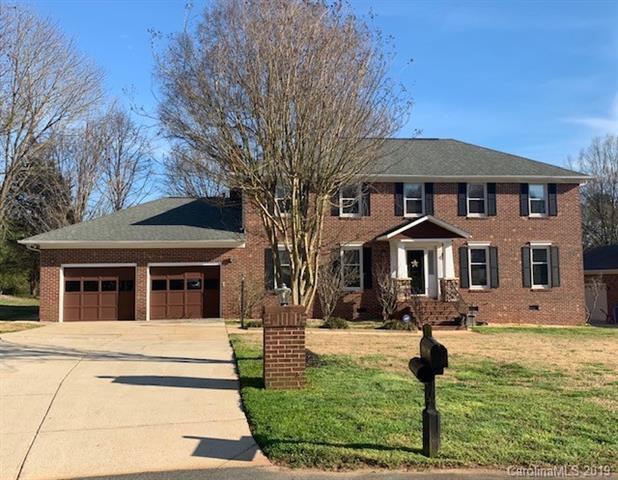16632 Grapperhall Drive, Huntersville, NC 28078 (#3485117) :: LePage Johnson Realty Group, LLC