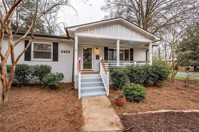 3401 Country Club Drive, Charlotte, NC 28205 (#3485917) :: LePage Johnson Realty Group, LLC
