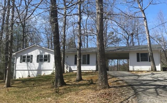 222 Rattlesnake Mountain Road, Black Mountain, NC 28711 (#3486010) :: Puffer Properties