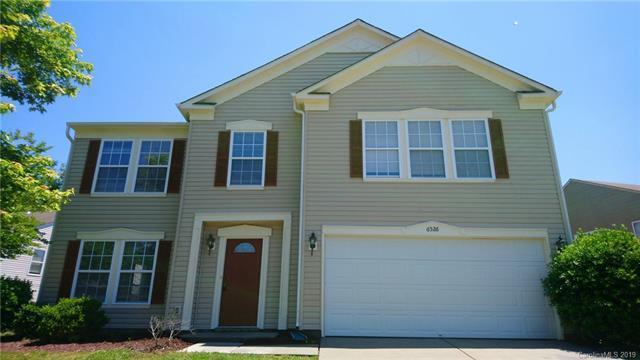 6526 Dillard Ridge Drive, Charlotte, NC 28216 (#3486022) :: Team Honeycutt