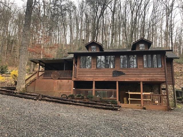 137 Mountaineer Road #13, Whittier, NC 28789 (#3486197) :: Robert Greene Real Estate, Inc.