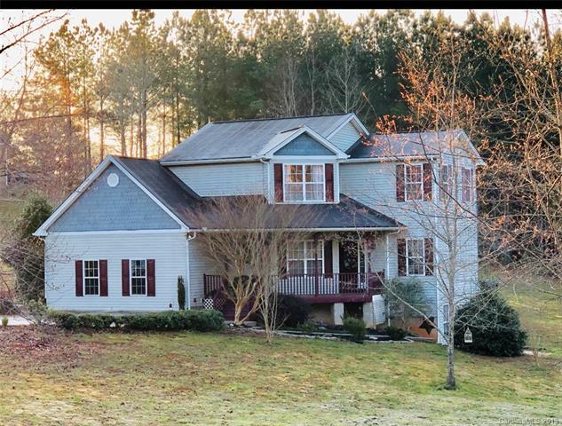 4270 Mountain Creek Road, Iron Station, NC 28080 (#3487050) :: Cloninger Properties