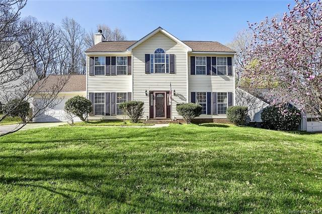 12205 Henderson Hill Road, Huntersville, NC 28078 (#3487196) :: Cloninger Properties