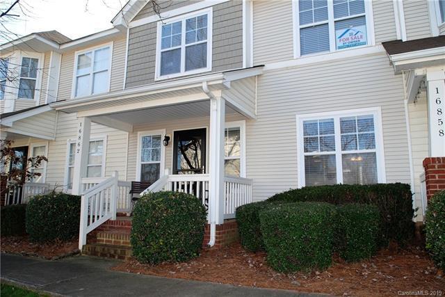 16862 Bridgeton Lane, Huntersville, NC 28078 (#3487634) :: Cloninger Properties