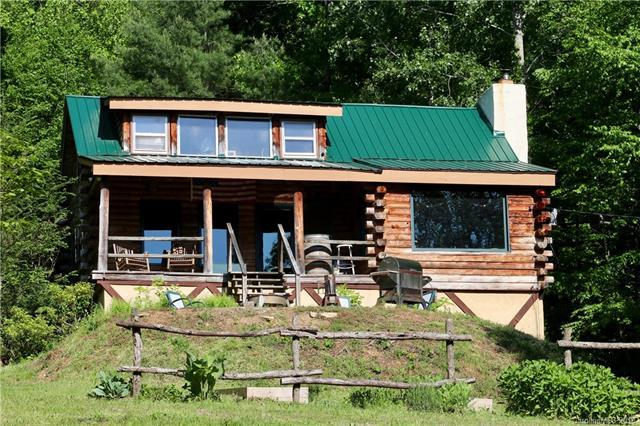 883 Hidden Valley Road, Clyde, NC 28721 (#3487798) :: Besecker Homes Team
