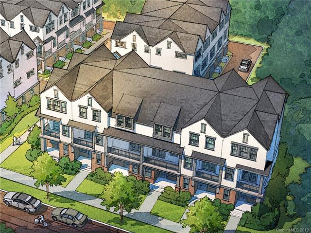 949 E 36th Street #13, Charlotte, NC 28205 (#3487841) :: LePage Johnson Realty Group, LLC