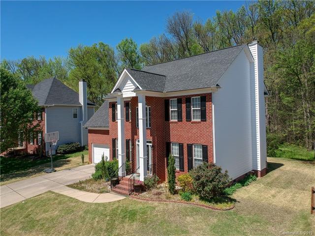 12516 Ivey Creek Drive, Charlotte, NC 28273 (#3487989) :: Cloninger Properties