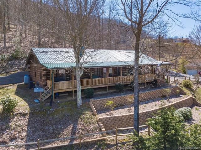 1037 Acres View Drive #14, Waynesville, NC 28786 (#3488066) :: Keller Williams Professionals