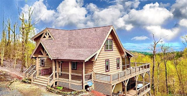 1614 Grandview Peaks Drive, Nebo, NC 28761 (#3488091) :: Puffer Properties