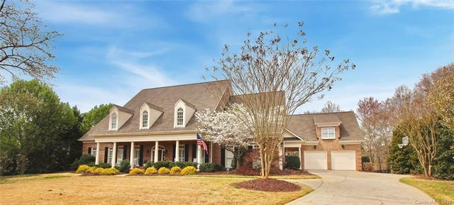 1101 Baltusrol Lane, Marvin, NC 28173 (#3488607) :: Rinehart Realty