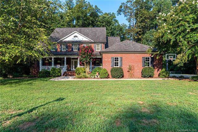 1511 Weatherwood Drive, Lincolnton, NC 28092 (#3488622) :: Roby Realty