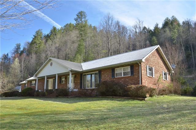 7530 Nc 208 Highway, Marshall, NC 28753 (#3488696) :: Keller Williams Biltmore Village