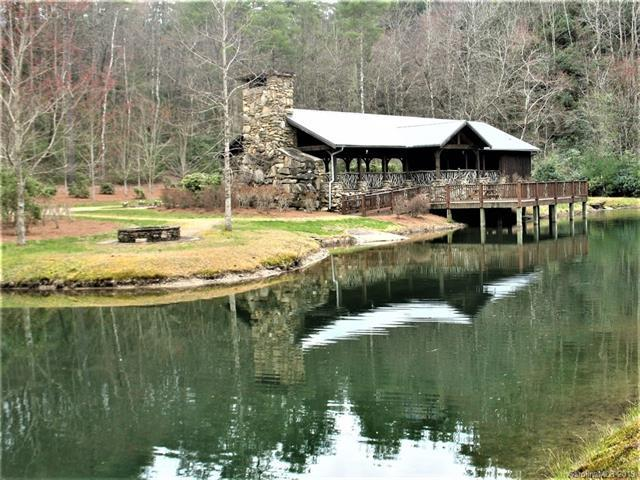 #41 Abby Falls Drive #41, Rosman, NC 28772 (#3489462) :: Roby Realty