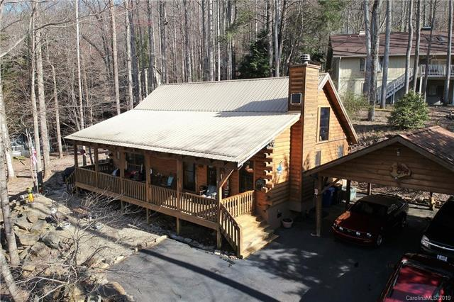 34 Natures Way, Maggie Valley, NC 28751 (#3490139) :: Francis Real Estate