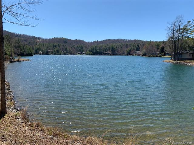 Lot 126/128 Eagle Lake Drive, Brevard, NC 28712 (#3490346) :: Besecker Homes Team