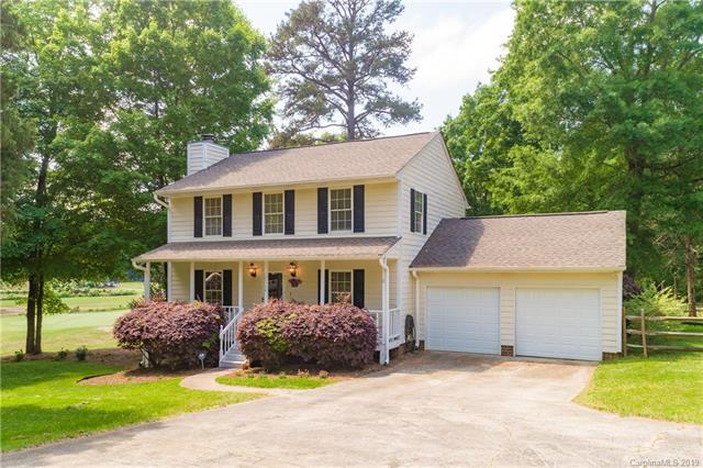 10104 Four Mile Creek Road, Charlotte, NC 28277 (#3490616) :: Stephen Cooley Real Estate Group