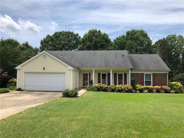 11716 Parks Farm Lane, Charlotte, NC 28277 (#3490888) :: Stephen Cooley Real Estate Group